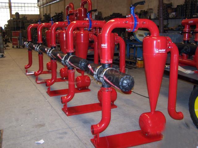 Drip Irrigation Filter System