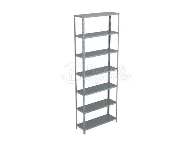 Steel Shelving System CRS - 08