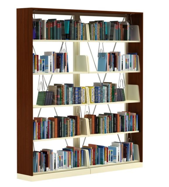 Double Bookcase System