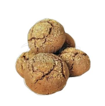 Cocoa Cookies with Coconut