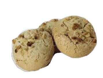 Tahini Cookies with Peanuts