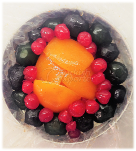 Candied Fruits