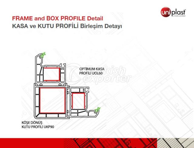 Frame and Box Profile