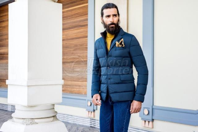 Giovani Down Jacket Model 2 Man