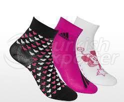 Short Socks Woman