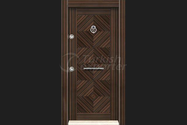 Metal Doors alka-5004
