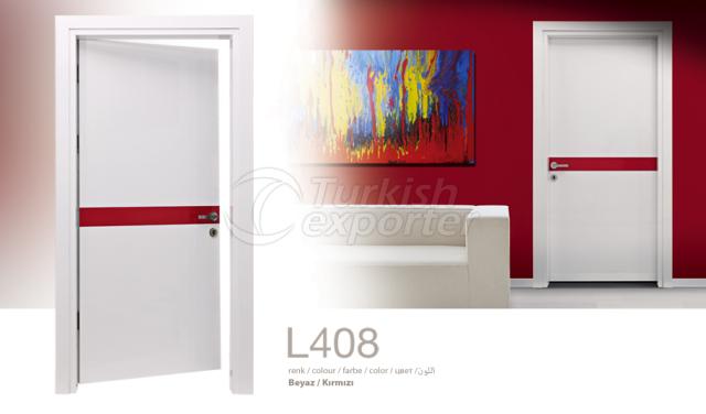 PVC Doors L 408
