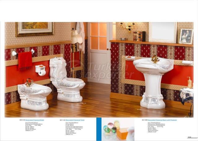 Toilets JKM65