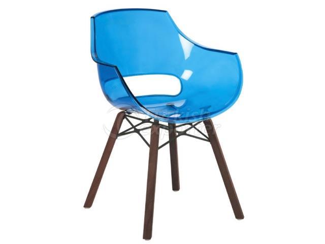Restaurant Chairs Opal Wox Iroko