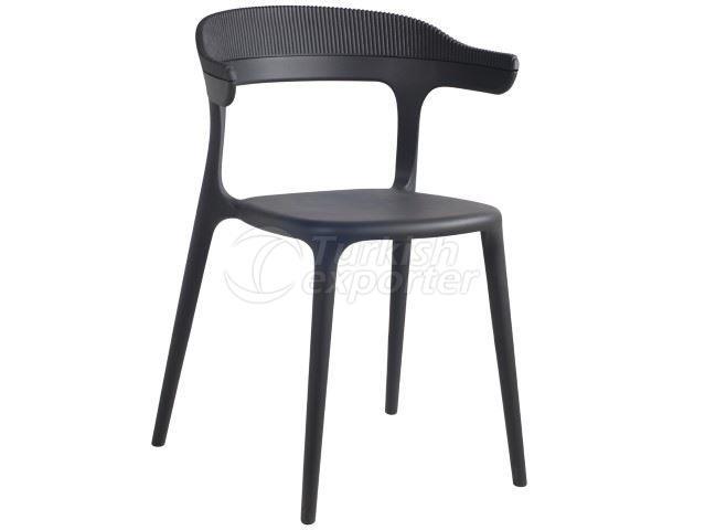 Restaurant Chairs Luna Stripe