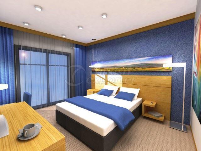 Hotel Furniture Basic Modern