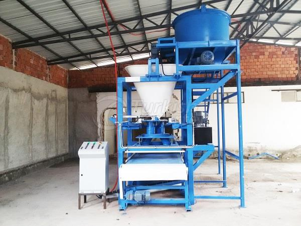 Plastic Mold Filling Machine
