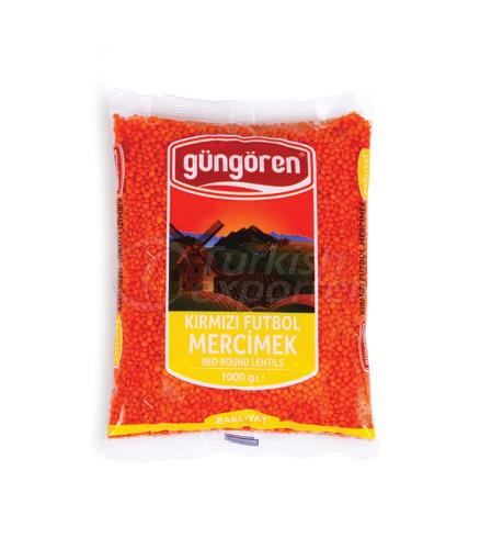 Red Round Lentils