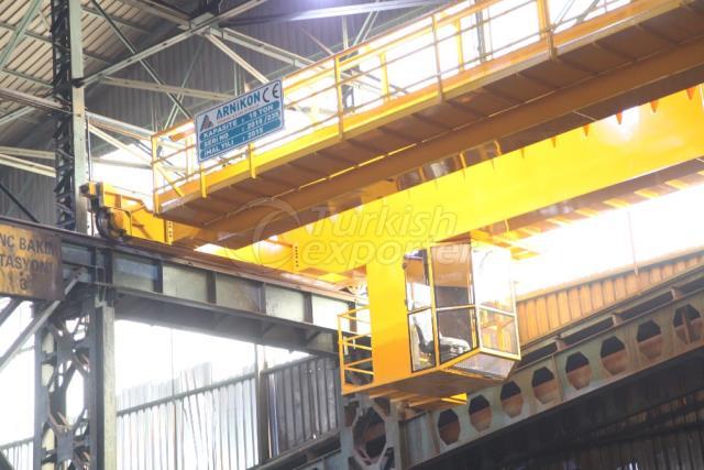 Tunusia Overhead Cranes