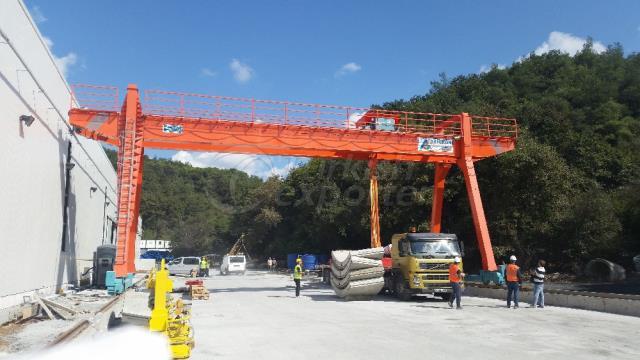 Gantry Crane from europe