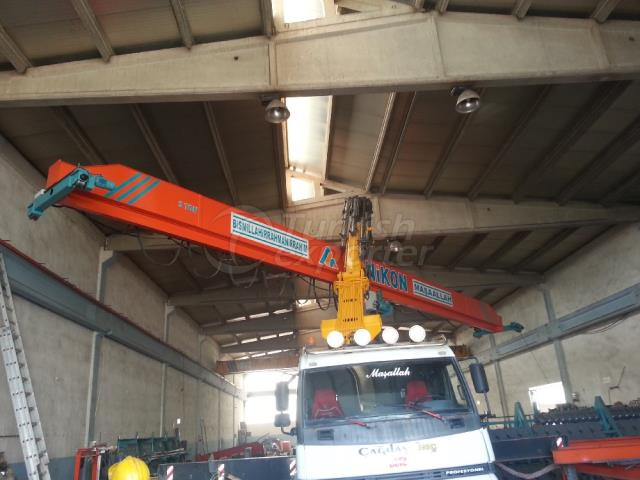 Overhead Cranes from japan