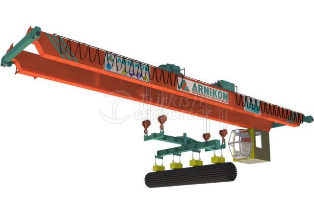 Special Designed Industrial Cranes
