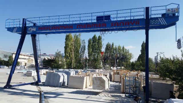 Gantry Cranes from Turkey