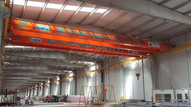 Overhead Cranes from italy