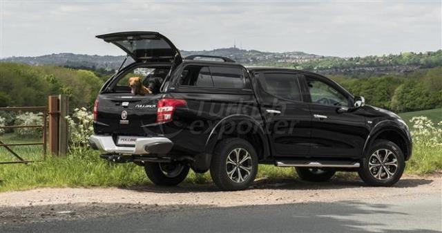 Fiat Fullback Hardtop/Canopy