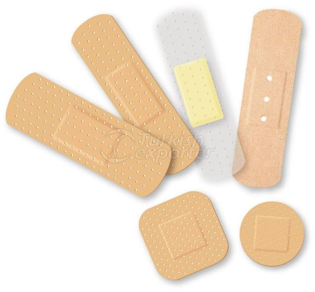 Honnes Mixed First Aid Strips
