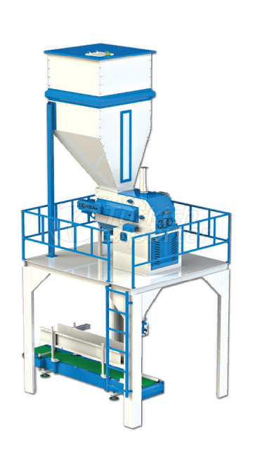 AUTOMATIC BAGGING SCALE