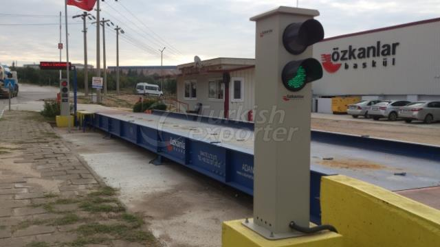 Digital Truck Scales