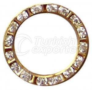 Brass Stone Eyelets