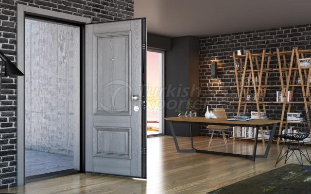 709 Steel Door