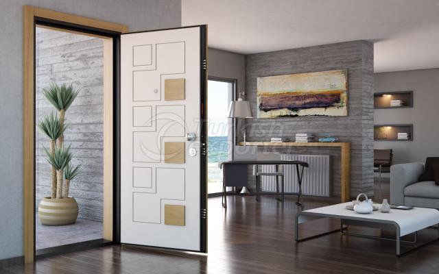 706 Steel Door