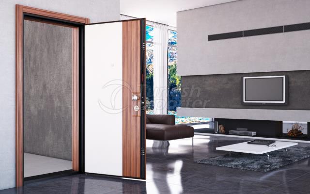 713 Steel Door