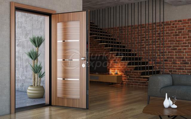 712 Steel Door