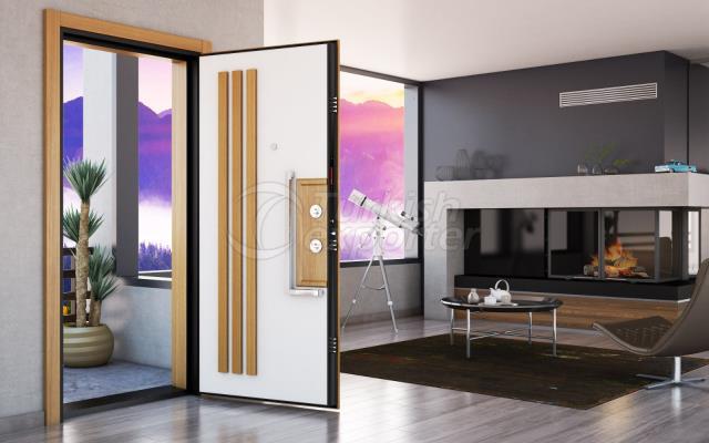 703 Steel Door