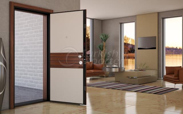 707 Steel Door