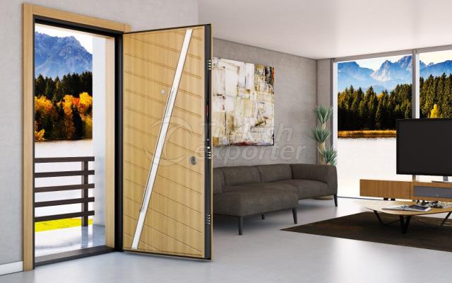 705 Steel Door