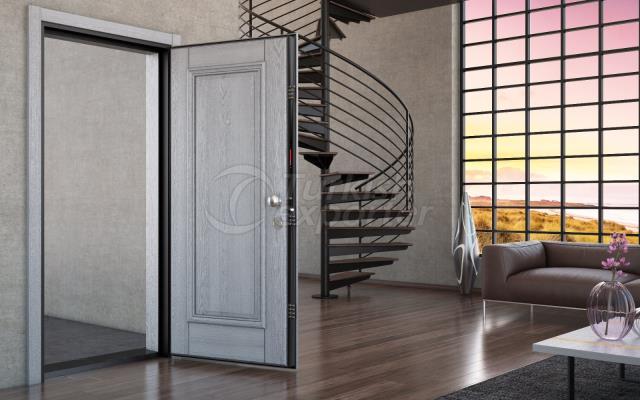 711 Steel Door