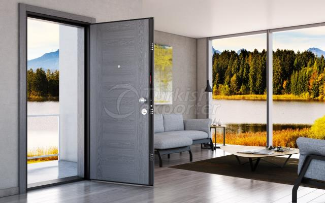 708 Steel Door