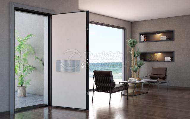 704 Steel Door