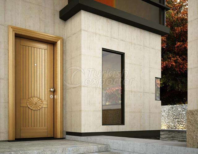 710 Steel Door