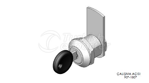 Coffer Lock M163