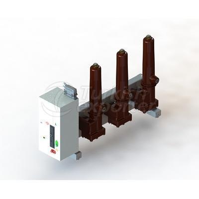 MV SF6 Circuit Breaker