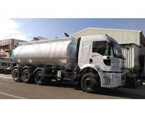 Aluminium Tanker
