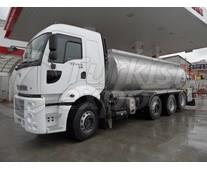 Stainless Tanker with ADR