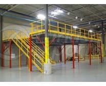 Steel Construction Platforms