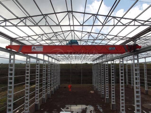 Overhead Cranes manufacturer