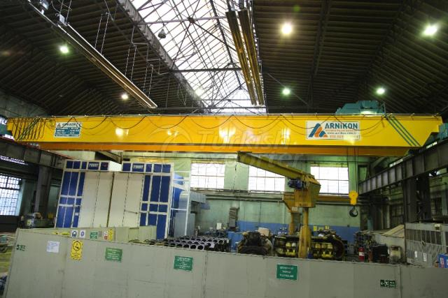 Overhead Cranes from turkey