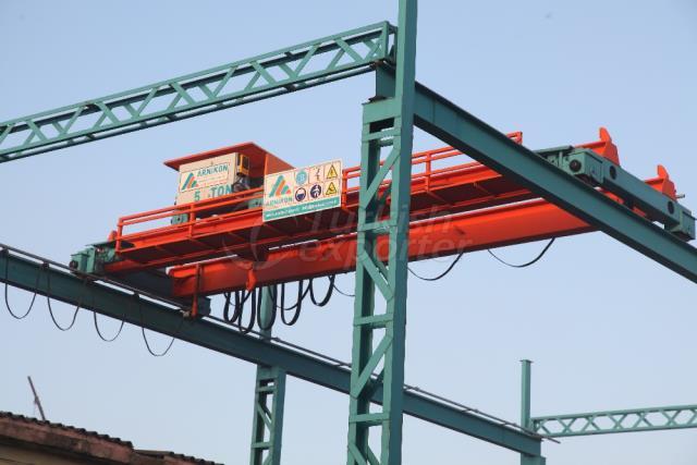 Arnikon Overhead Cranes