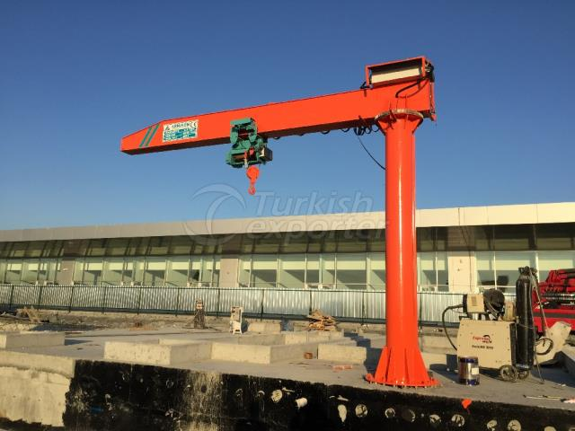 Rotary Jib Cranes