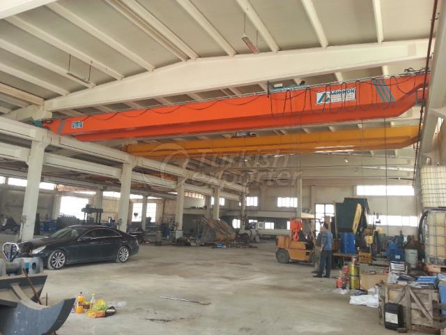 Turkish Overhead Cranes