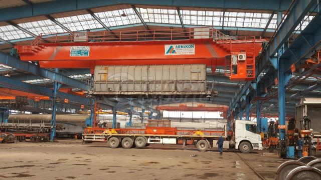 Overhead Cranes germany